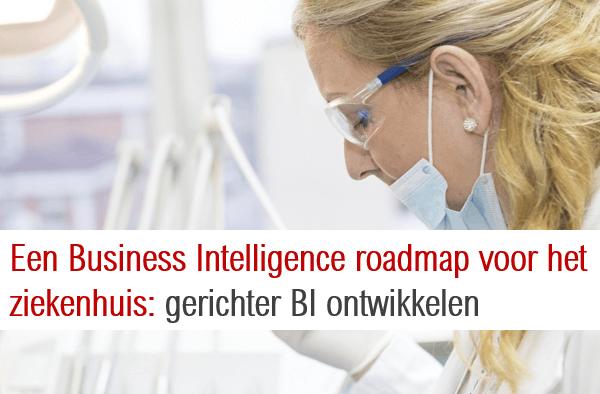 Doorontwikkeling Business Analytics bij een ziekenhuis
