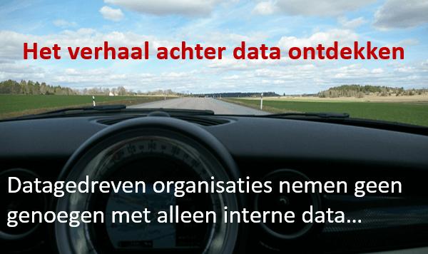 Het verhaal achter de data ontdekken