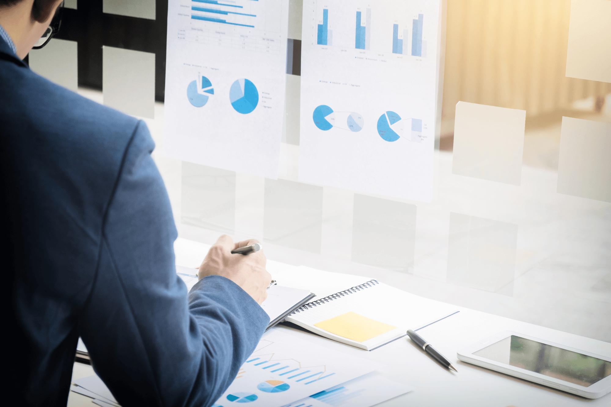 Productiviteit nog nooit zo hoog geweest met Business Analytics