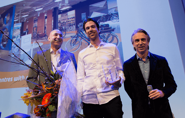 international bike group wint dutch bi & data science award 2017