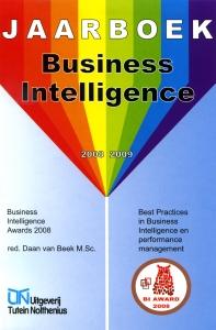 jaarboek Business Intelligence en performance management