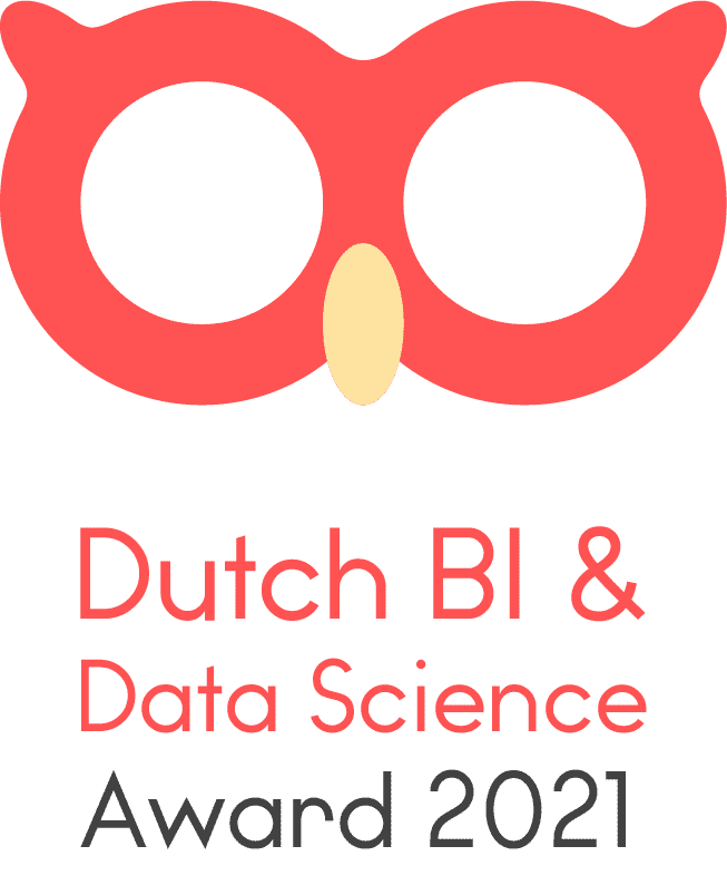 Logo Dutch BI & Data Science Award