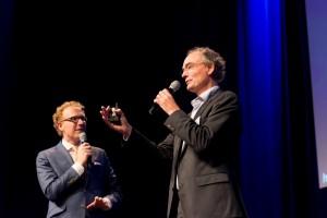 Martin Smeekes en Rens de Jong