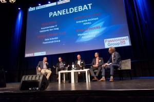 Het paneldebat