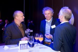 Eddy Spijker, Marc Wijnberg en Frank Welten