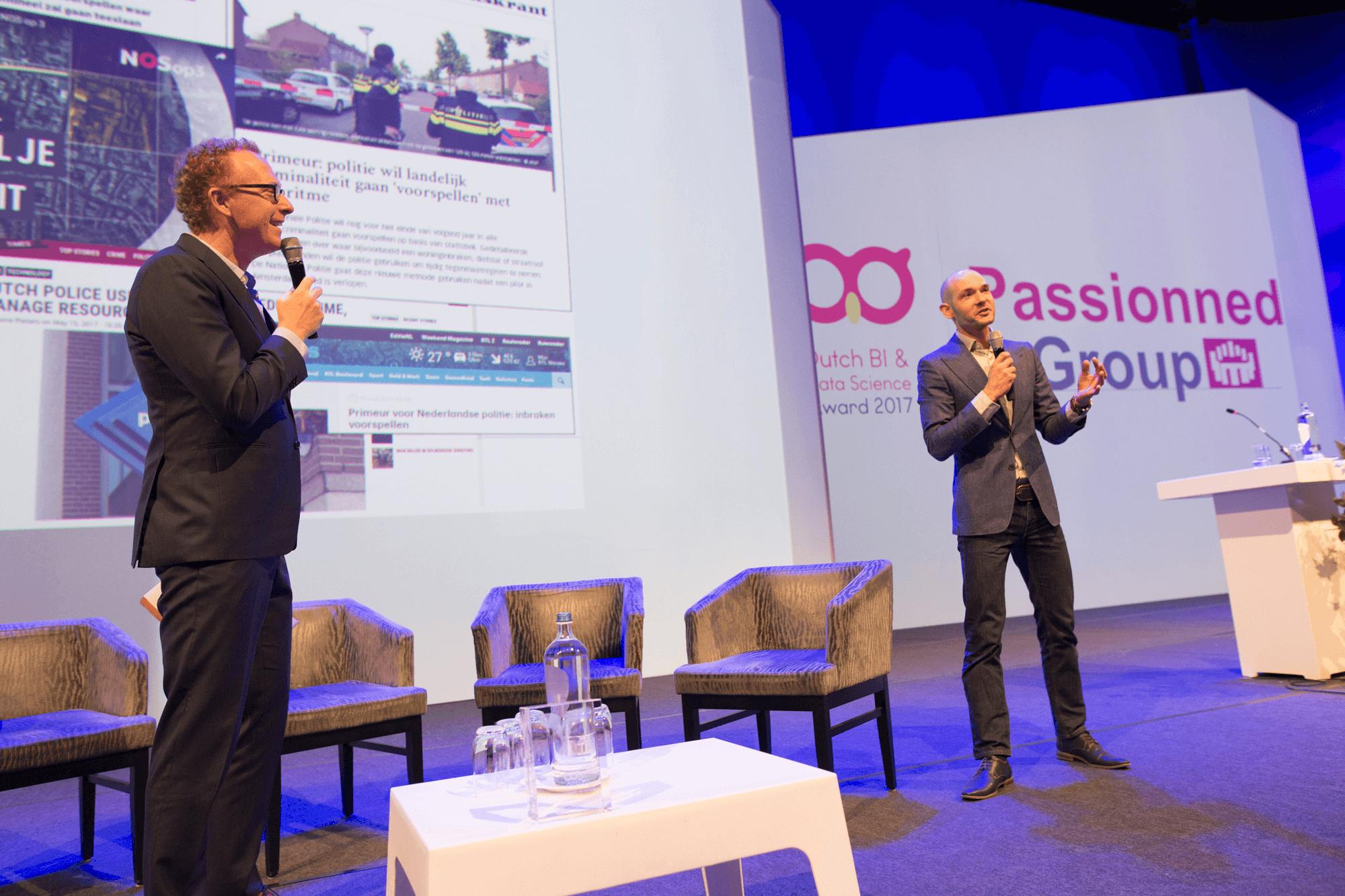 Testimonials | Ervaringen | klanten van de Dutch BI Award